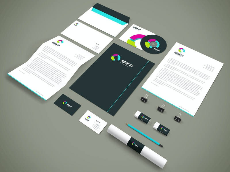 Branding-Stationery Mockup Vol.3 preview