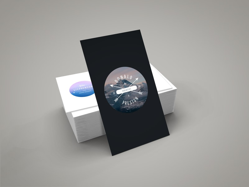 Business Card Mockup Vol.10 preview