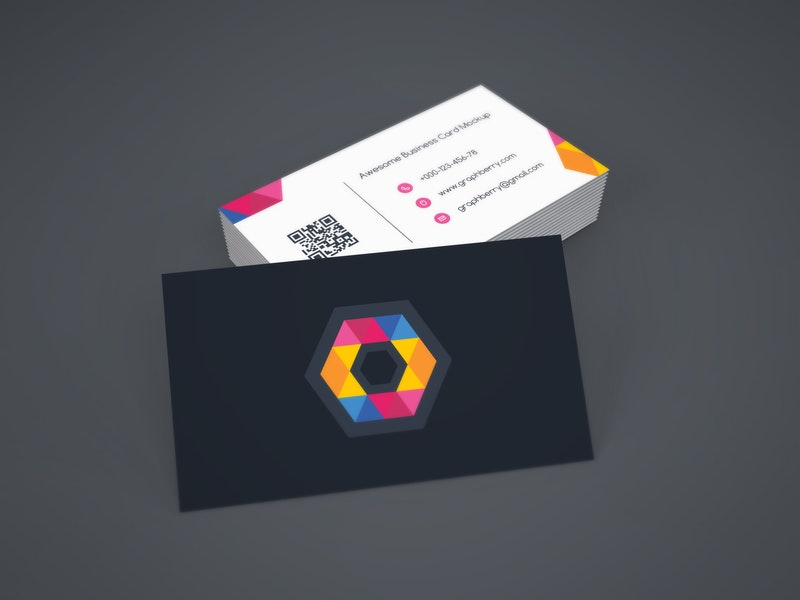 Business Card Mockup Vol.9 preview