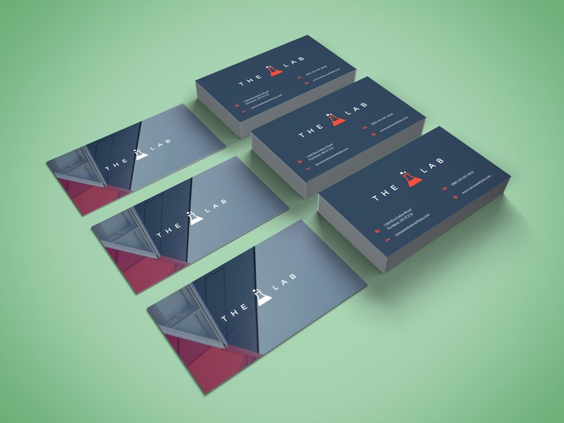 Business Cards Mockup Vol.13 preview