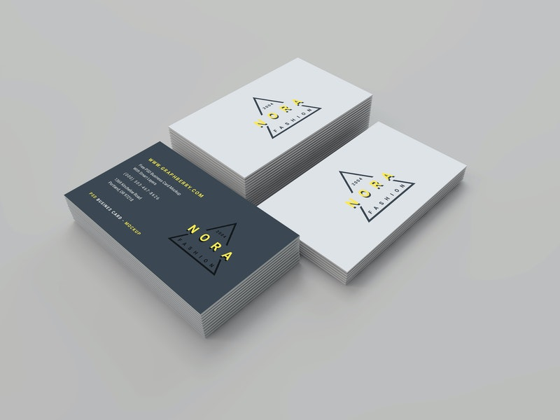 Business Cards Mockup Vol.14 preview