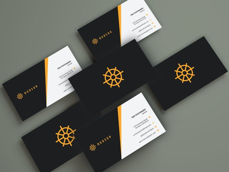 Business Cards Mockup Vol.16 preview