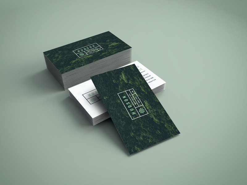 Business Cards Mockup Vol.17 preview