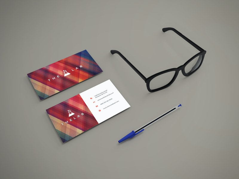Business Cards Mockup Vol.18 preview