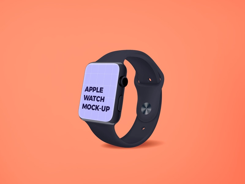 Apple Watch Screen Mockup preview