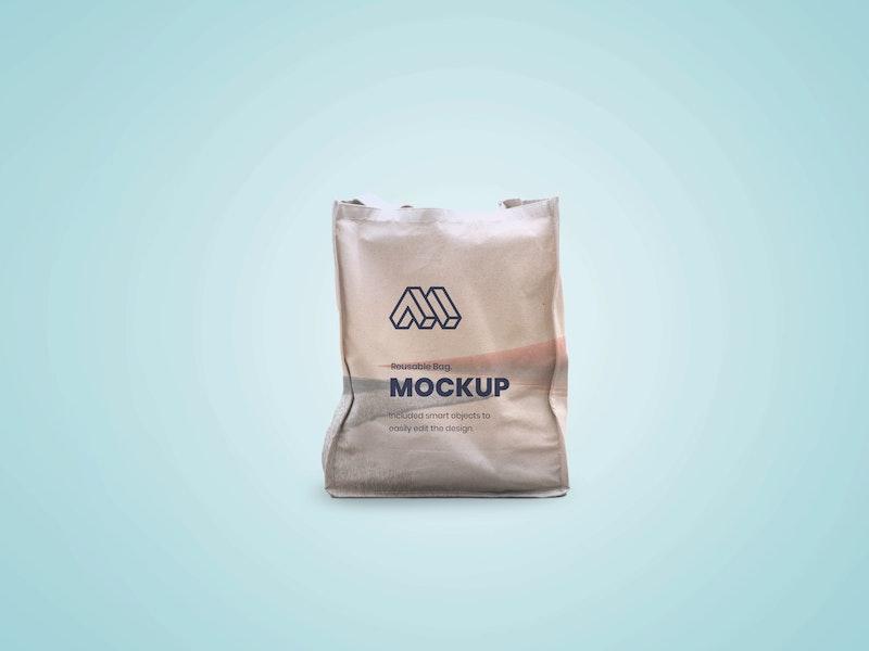 Reusable Bag Mockup preview