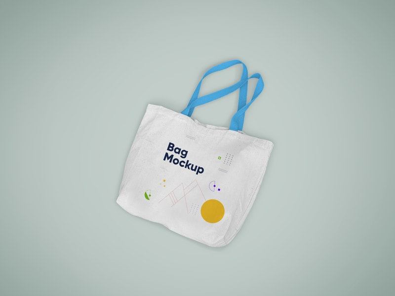 Tote Bag PSD Mockup preview