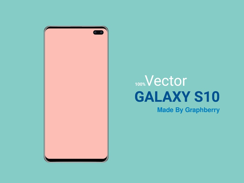 Vector Samsung S10 preview